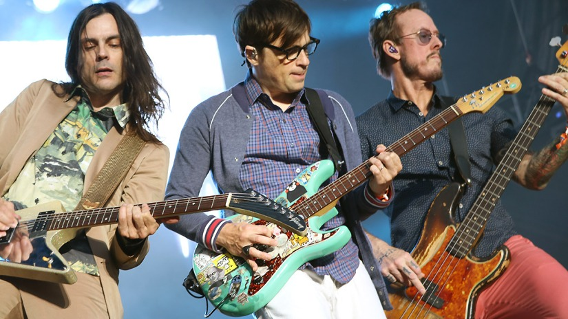 Review: 'Pacific Daydream' by Weezer